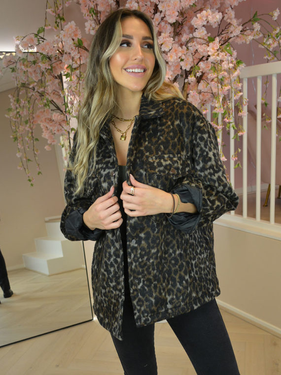 Panter Blouse Jack – Naturel