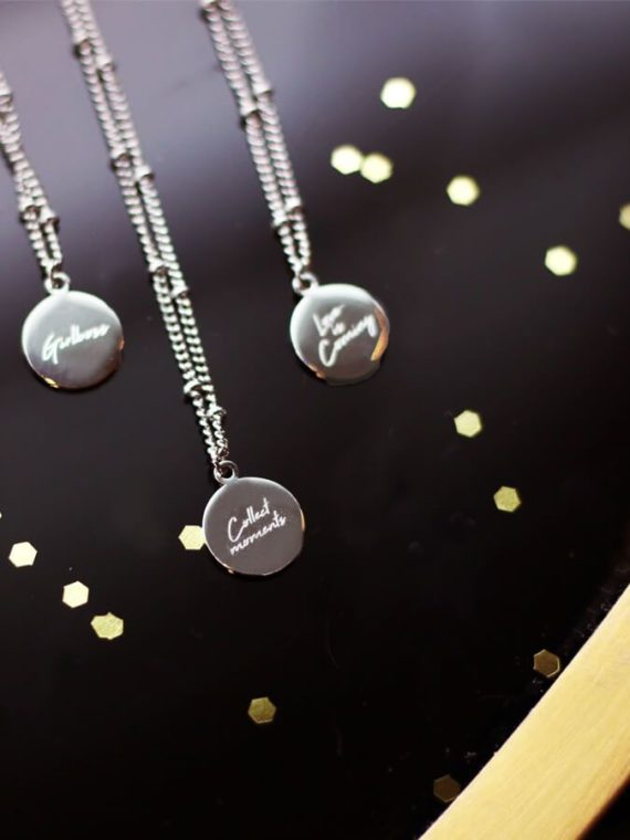My Jewellery – Collect Moments ketting (goud en zilver)
