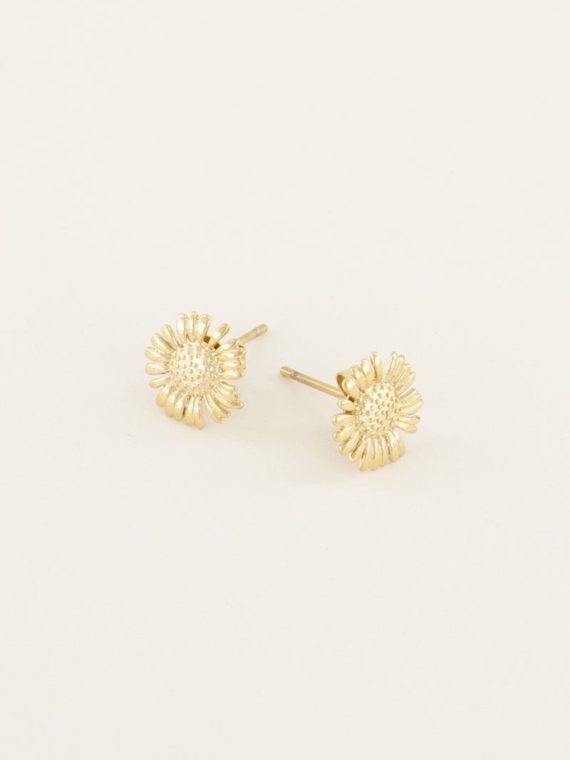 My Jewellery – Studs Daisy (goud of zilver)