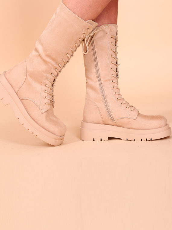 High Veter Boots – Beige