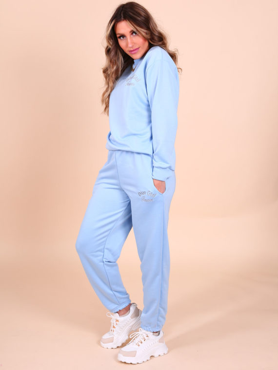 Didi Forever Jogger – Baby Blauw
