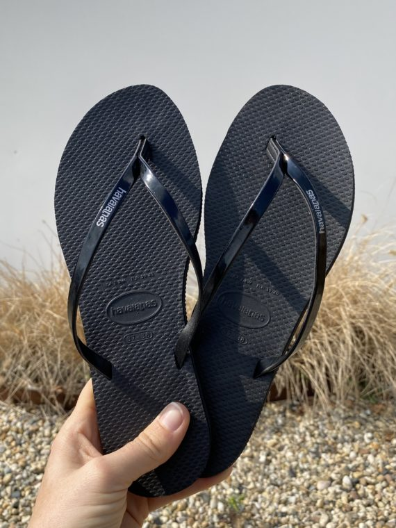 Havaianas You Metallic – Black