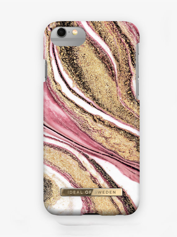 iDeal of Sweden – Cosmic Pink Swirl – iPhone 8/7/6/6S