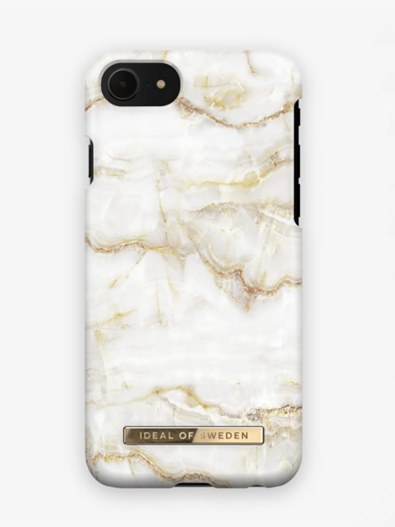 iDeal of Sweden – Golden Pearl Marble – iPhone 8/7/6/6S